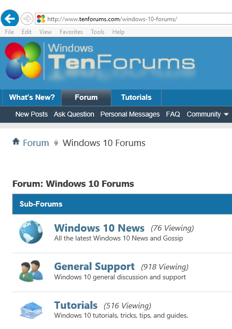 Click image for larger version.  Name:Arrows in main forums.jpg Views:1 Size:152.7 KB ID:67089