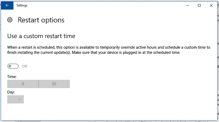 How to Prevent automatic restart in Windows 10 Anniversary Update?-restart.png