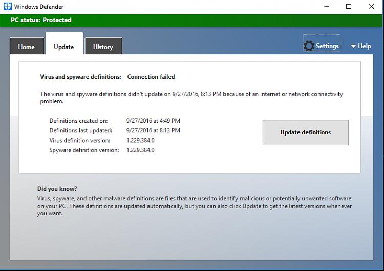 Click image for larger version.  Name:WINDOWS-DEFENDER-update.PNG Views:2 Size:140.9 KB ID:103487