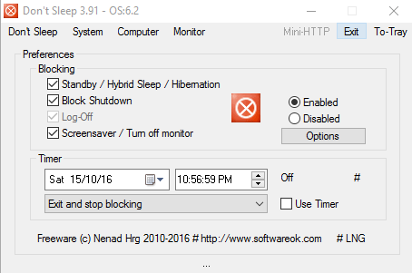 A possible solution to stop Win10 from auto-rebooting after