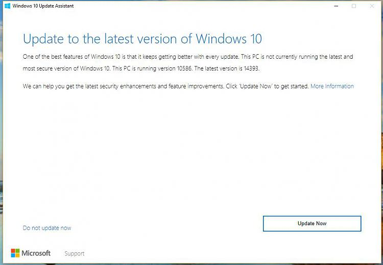 Click image for larger version.  Name:Windows 10 update assistant.JPG Views:2 Size:56.2 KB ID:108843