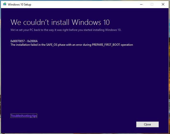 Click image for larger version.  Name:Windows 10 Error.JPG Views:2 Size:37.6 KB ID:108844