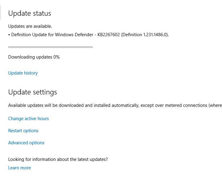 Windows update stuck on a loop - Windows 10 Forums