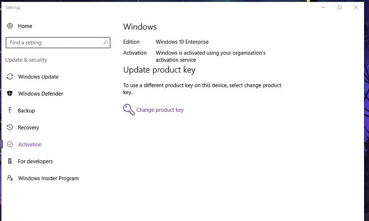 Windows 10 error 0x8007232B, windows is not activated