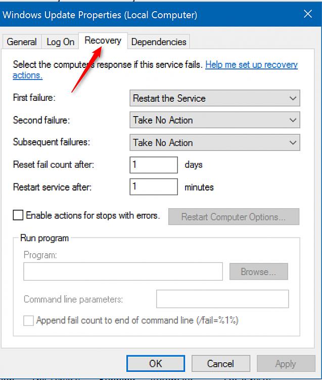Registry Error - Windows Update - Error Code 0x80040154-rec.png
