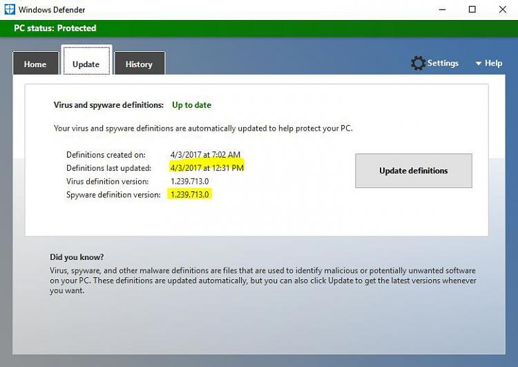 Windows Update Error 0x80070643 for Windows Defender Solved