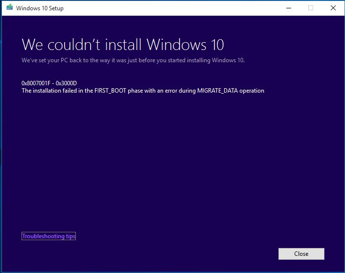 Click image for larger version.  Name:windows_install_fail.jpg Views:13 Size:35.8 KB ID:128687