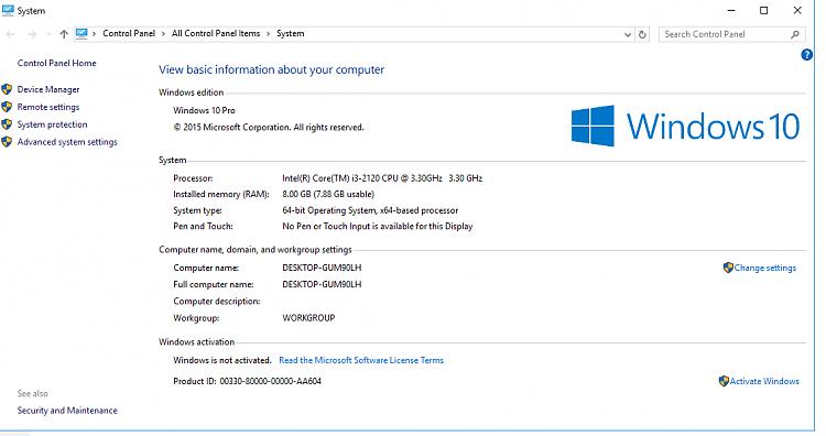 upgrade my windows 7 product key to windows 10