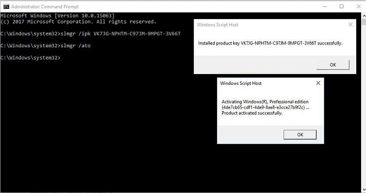 win10 command prompt