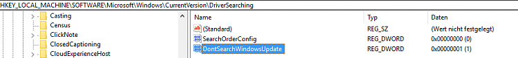 Windows Update overwrites a new AMD driver to the 15 11 one