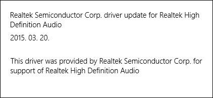 Click image for larger version.  Name:Realtek Update.png Views:706 Size:9.5 KB ID:15130