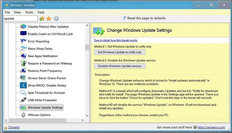 auto update issue - Windows 10 Forums