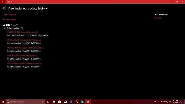 Windows 10 Fall Creators Update issue.jpg