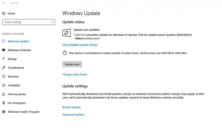 Click image for larger version.  Name:Windows update screen 1.jpg Views:1 Size:233.5 KB ID:165258