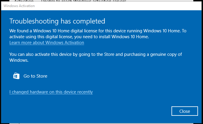 Windows 10 will not activate solved windows 10 forums windows 10 will not activate click image for larger version name imageg views 27 size ccuart Choice Image