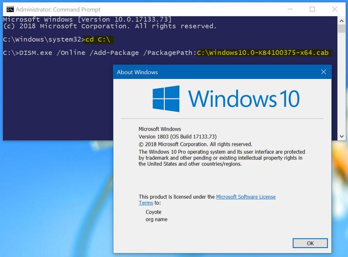 Windows 10 pro 1803 iso - unprovombou