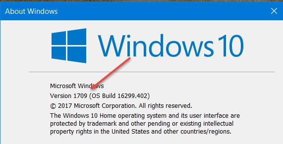 Update 1709 keeps showing up   ? Solved - Windows 10 Forums