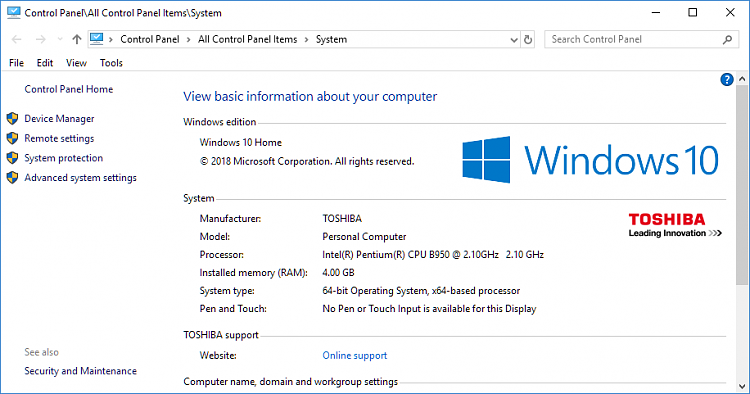 How to determine origin of Windows 10 image on a system - Windows 10