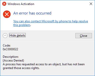 windows 8.1 code activation