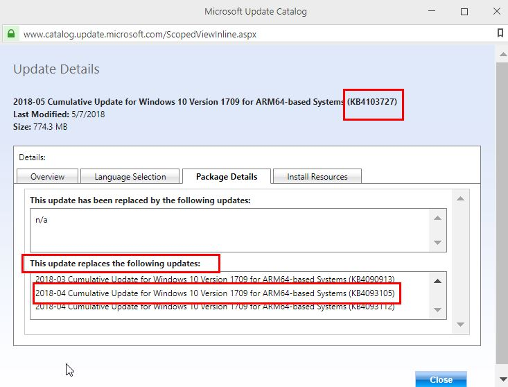 Click image for larger version.  Name:Microsoft Update Catalog.jpg Views:16 Size:62.2 KB ID:189255