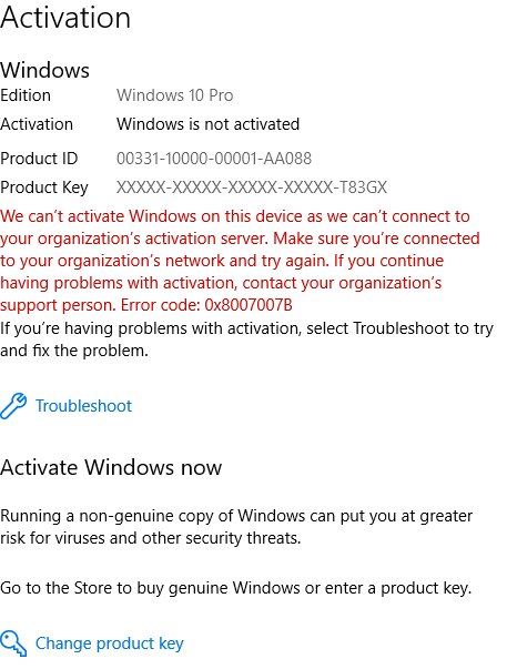 Windows 10 cant be activated page 5 windows 10 forums click image for larger version name cd133bdcb2b1d6d18fb6ed32d6105368g views 0 size ccuart Images