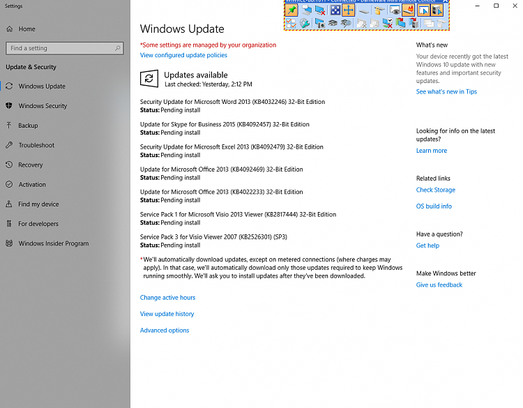 Windows Updates Issue after fresh MDT Deploy or In-Place Upgrade-wsus.png
