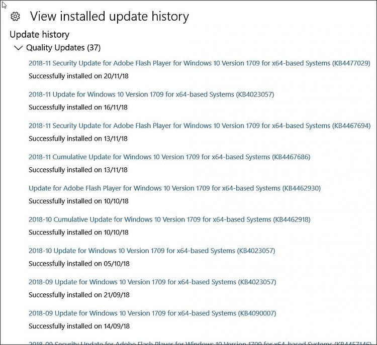 Windows 10 update bricks HP laptop - no Office, Settings, Wifi