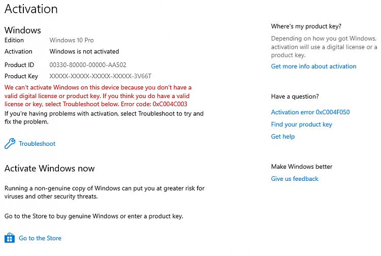 buying windows 10 activation key on ebay