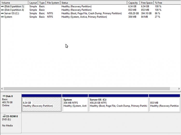 Windows Update 1809 Fails - Error 0xc00000fd - Page 2