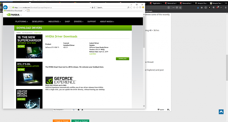 Botched updates of windows update in the list-nvidia-detection.png