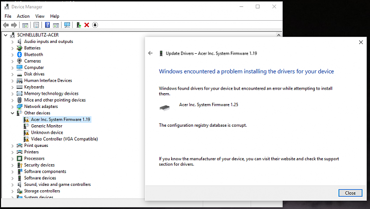 Botched updates of windows update in the list-acer-trouble.png