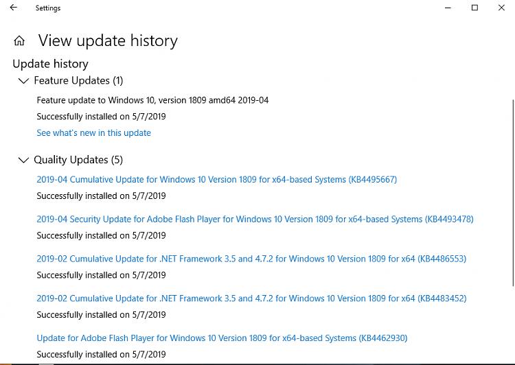 1809 Upgrade & Adobe Flash Failures-updates2.png