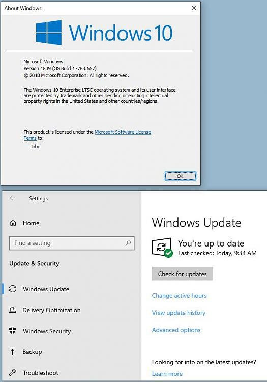 Is Feature Update 1903 Applicable To Windows 10 Enterprise