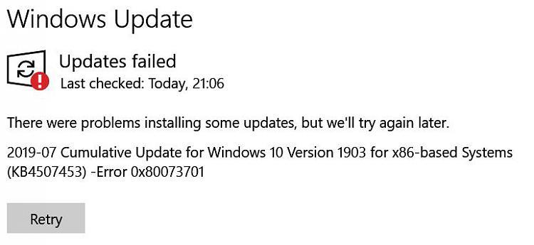 Update failed.JPG