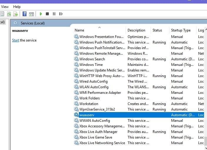 Windows update error (0x80080005) Solved - Windows 10 Forums