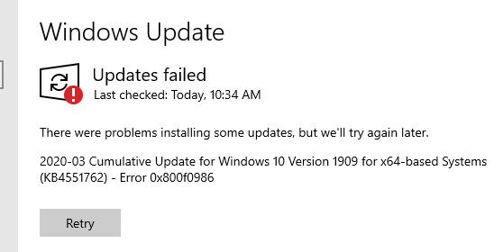 KB4551762 update fails repeatedly, gives Error 0x800f0986-windows-update-failur-error-code.png