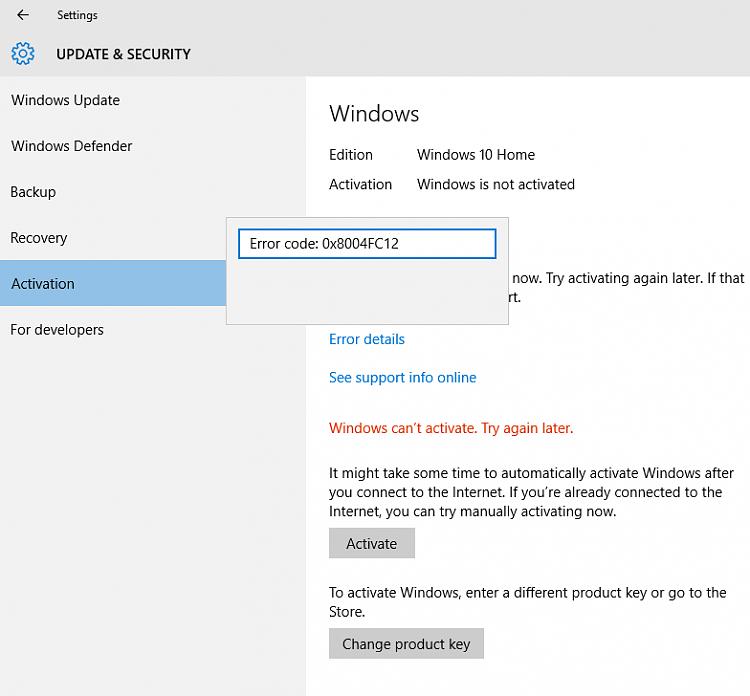 Windows 10 Activation Error code: 0x8004FC12-screenshot.png