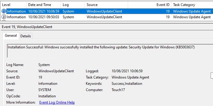 Strange update-kb5003637-cu-event-viewer.png