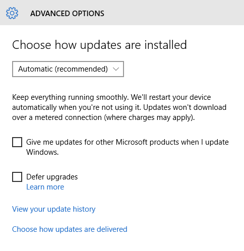 windows 10 forcing updates for mouse windows 10 forums