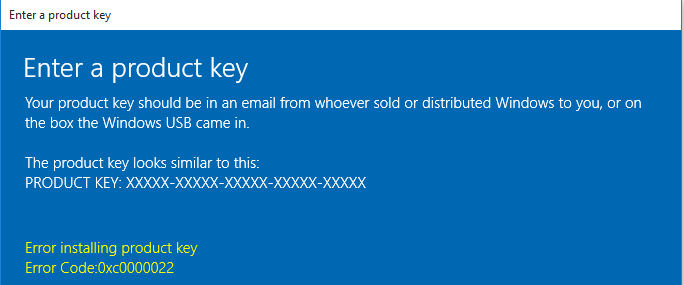 Windows Actiavtion Error.PNG