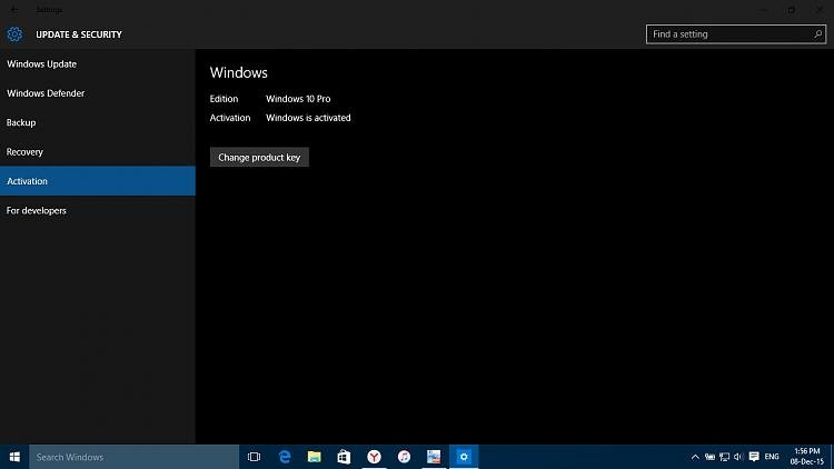lost activation key for windows 10 upgrade before upgrade