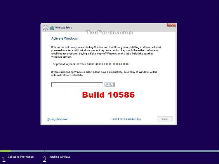 Click image for larger version.  Name:Install_Windows_10_build_10586.jpg Views:2 Size:79.8 KB ID:53484