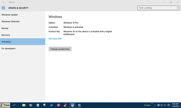 activate windows 8.1 pro product key