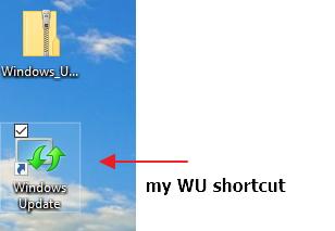 Click image for larger version.  Name:WU desktop shortcut.jpg Views:37 Size:29.9 KB ID:63180