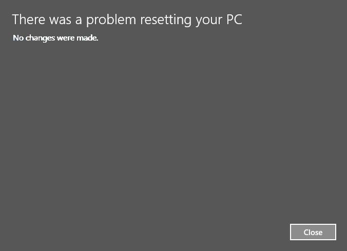 Windows Update Fails - I can\u0027t use SFC or DISM - Windows 10 Forums