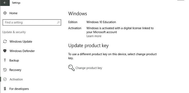 """Activation switched from """"with product key"""" to """"with Digital License""""-2.jpg"""