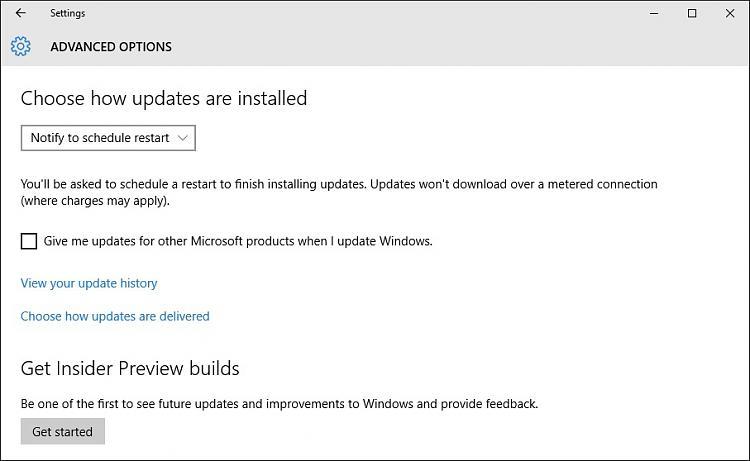 Windows 10 update keeps crushing in a loop. How to disable it?-update-settings.jpg