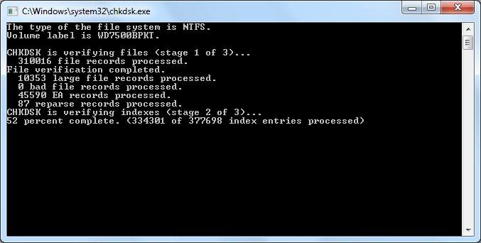 Black Screen after Windows Update (Windows 10)-chkdsk.jpg