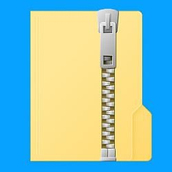 Zip a File or Folder in Windows 10