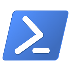 Open PowerShell window here context menu - Add in Windows 10